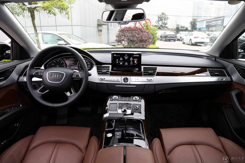 奥迪A8L 2016款 45 TFSI quattro舒适型