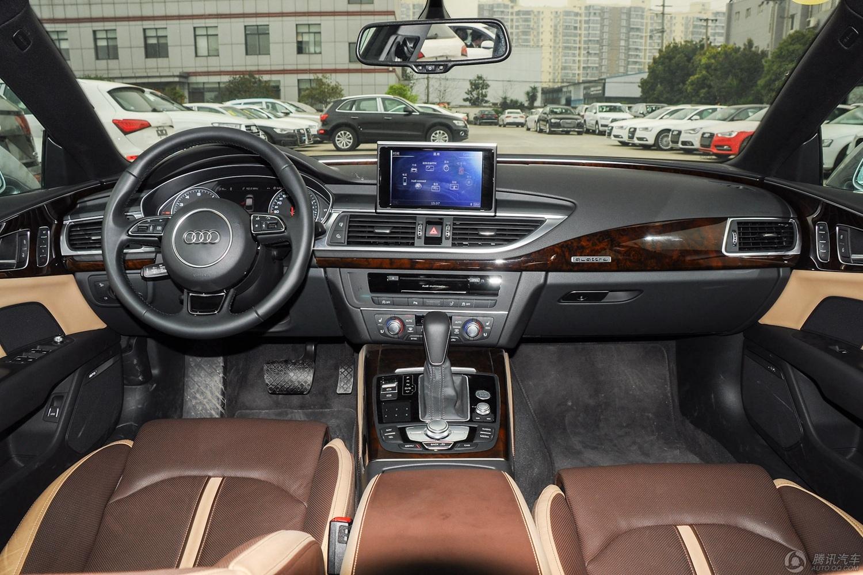 奥迪A7 2016款 50 TFSI quattro 舒适型