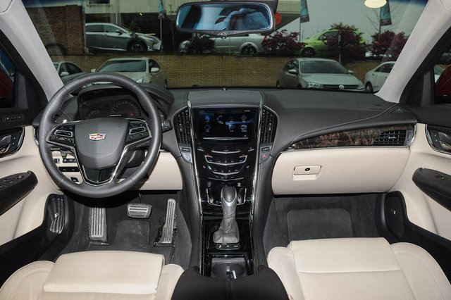 凯迪拉克ATS-L 2016款 28T 领先型