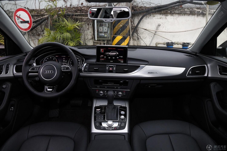 奥迪A6 Allroad 2015款 allroad quattro