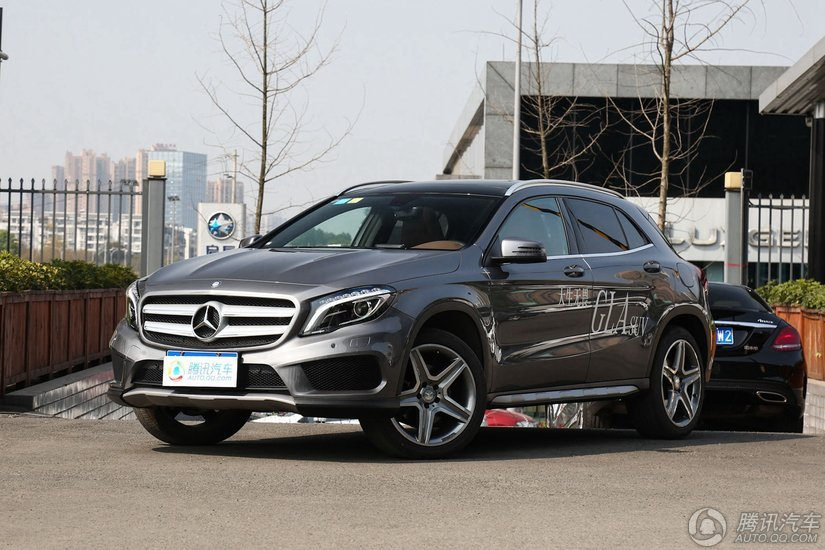 热门豪华SUV降5万 22万起买Q3/GLA