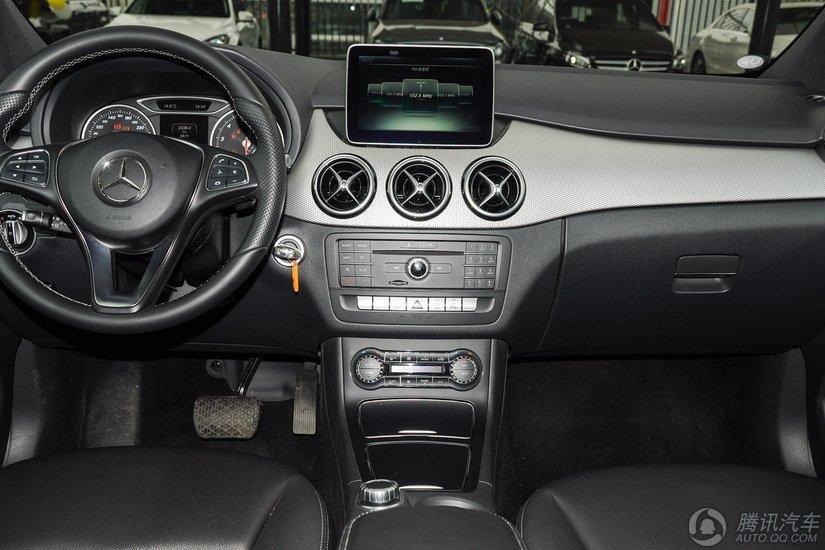 奔驰B级 2015款 B 200 豪华型