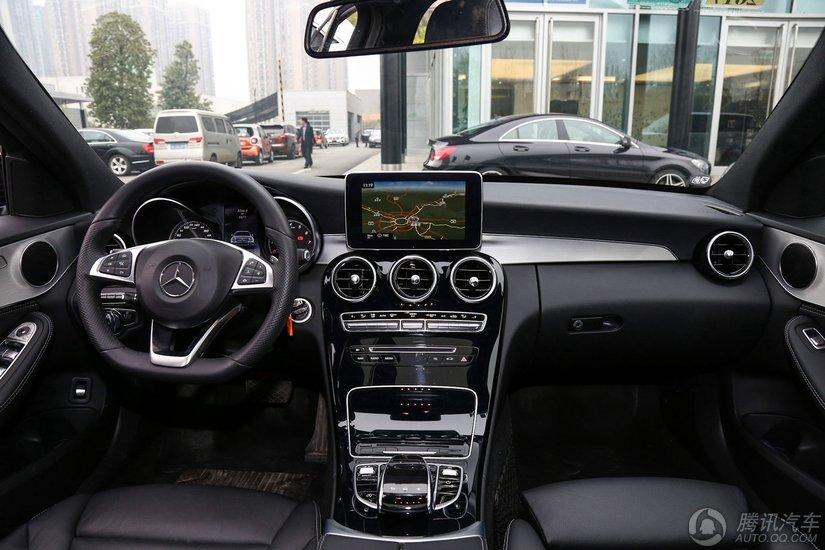 奔驰C级 2015款 C 300 运动版