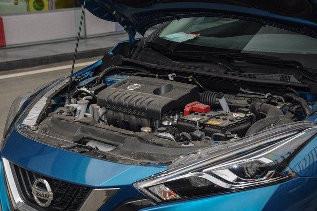 蓝鸟 2016款 1.6L CVT高能版