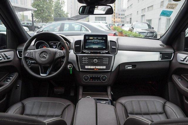 奔驰GLE级 2015款 GLE 320 4MATIC