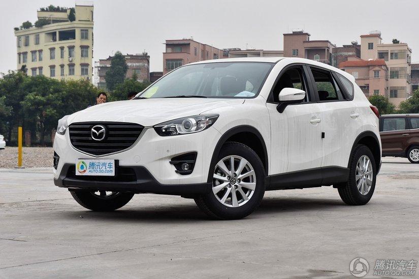 [腾讯行情]南宁 马自达CX-5促销优惠2万元