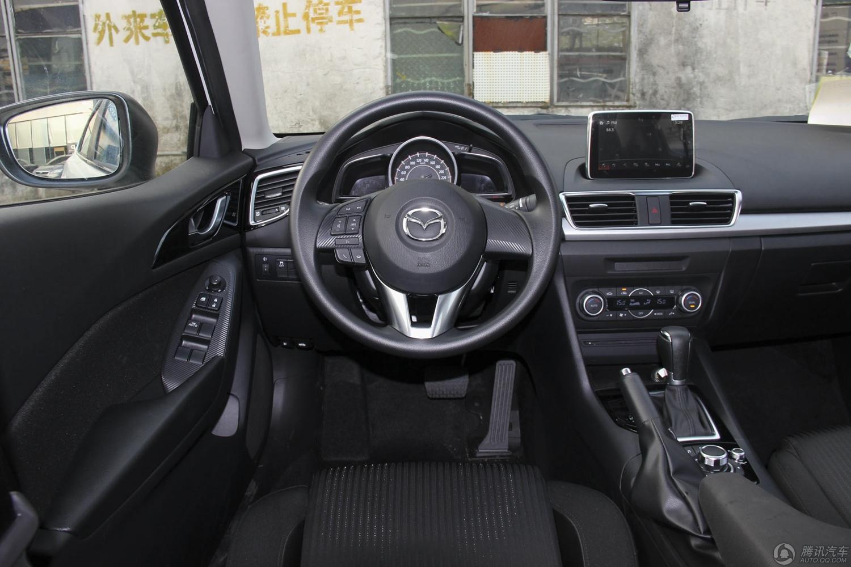 昂克赛拉 2016款 三厢 1.5L AT豪华型