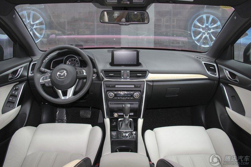 马自达CX-4 2016款 2.5L 四驱顶配版