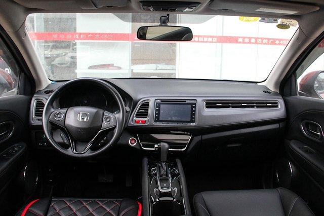 缤智 2015款 1.8L CVT四驱旗舰型