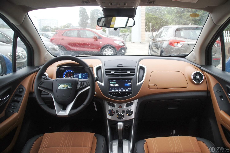 创酷 2016款 1.4T AT两驱豪华型