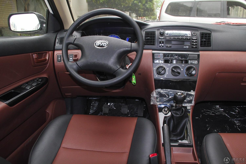 比亚迪F3 2013款 节能版 1.5L MT舒适型