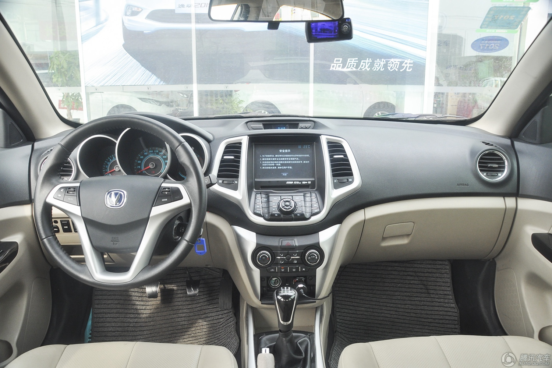 逸动 2015款 1.6L MT尊贵型(国V)