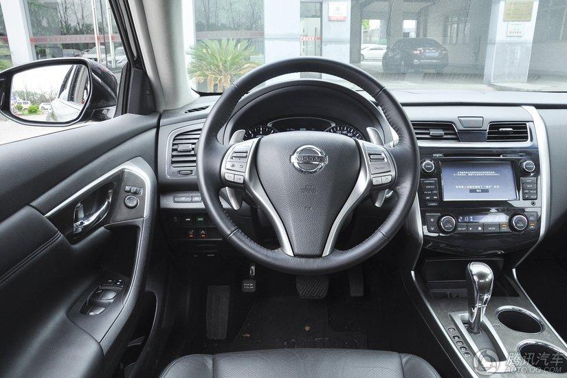 天籁 2015款 2.5L CVT XL-UpperNAVI Tech欧冠尊贵版