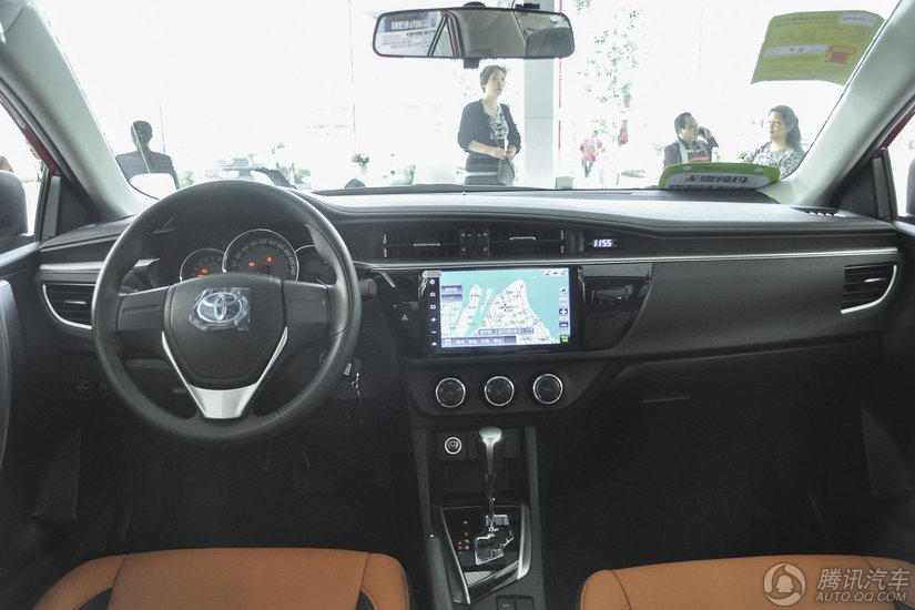 雷凌 2016款 1.6G CVT精英版