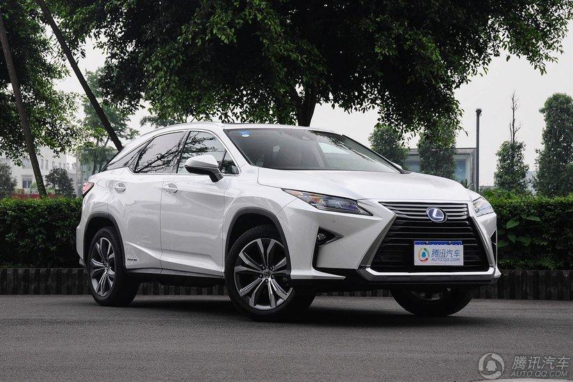 [腾讯行情]西安 雷克萨斯RX购车优惠1.5万
