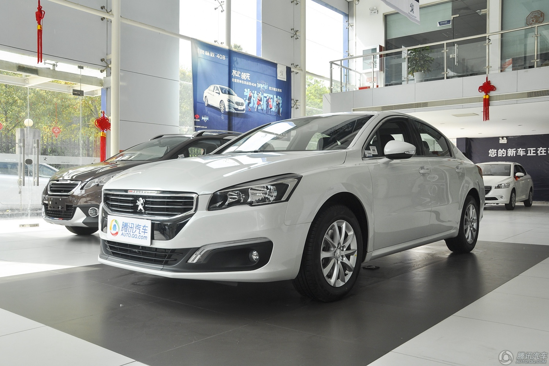 [腾讯行情]潍坊 东风标致508优惠3.6万元