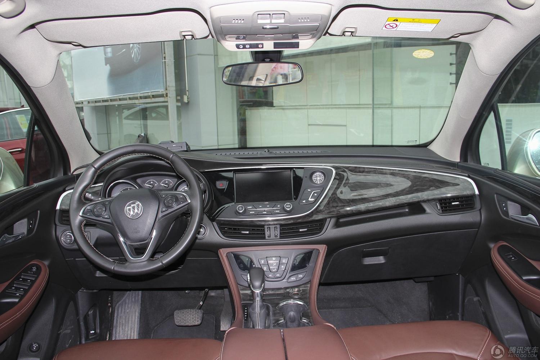 昂科威 2015款 20T 四驱豪华型