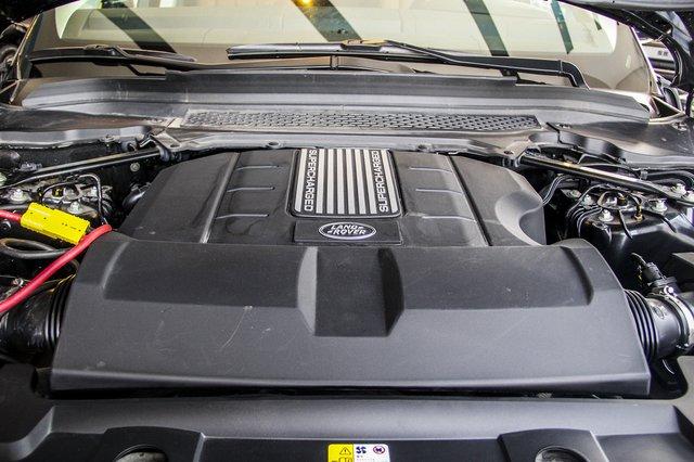 揽胜 2015款 3.0 V6 SC Vogue SE 创世加长版