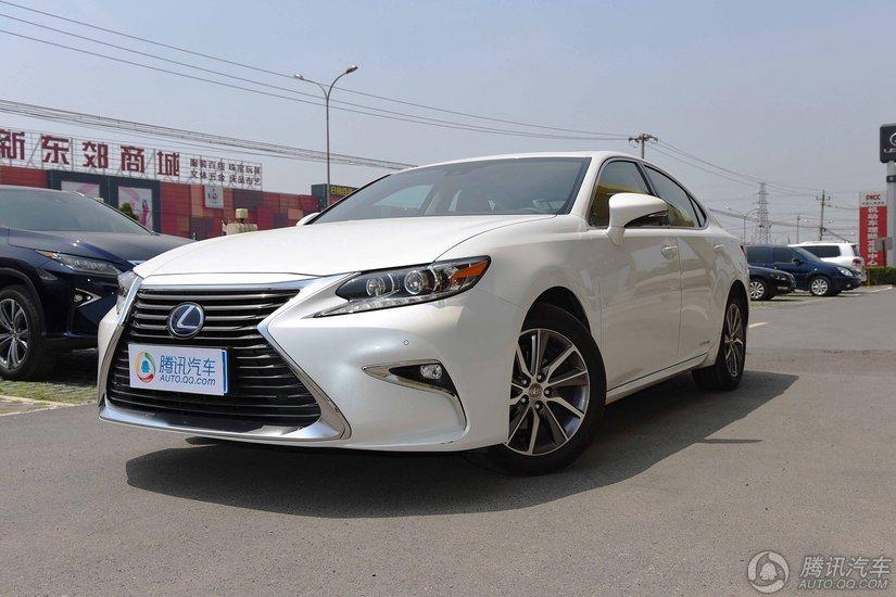 [腾讯行情]潍坊 雷克萨斯ES购车优惠8000