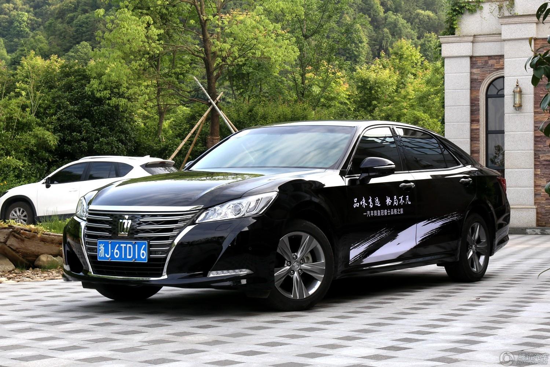 [腾讯行情]潍坊 丰田皇冠现金优惠1.5万元