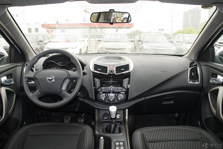 海马S5 2015款 1.6L MT舒适型