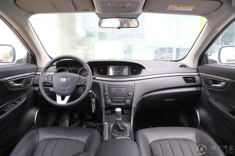 全新奔腾B50 2016款 1.6L 手动豪华型