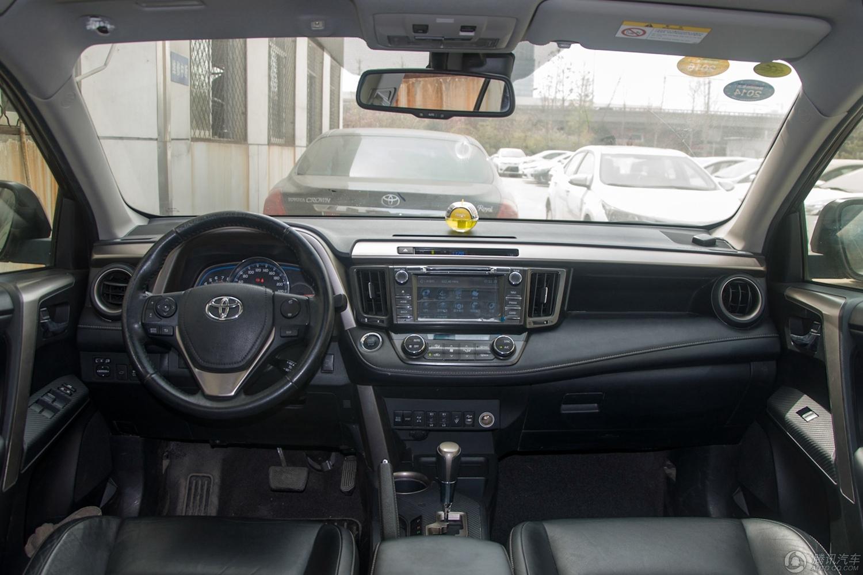 一汽丰田RAV4 2015款 2.5L AT四驱豪华版
