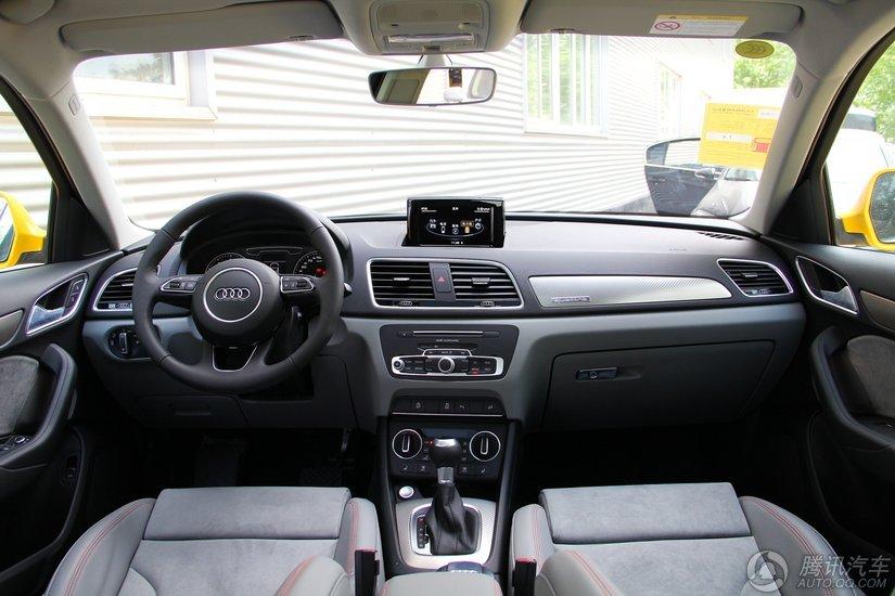 奥迪Q3 2016款 40 TFSI quattro全时四驱风尚型