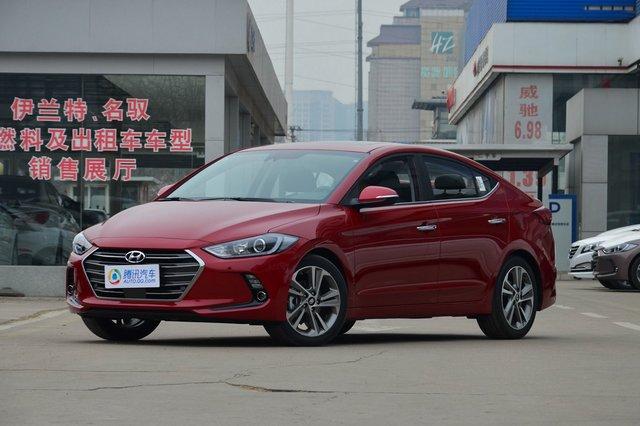 领动 2016款 1.6L AT智炫·旗舰型
