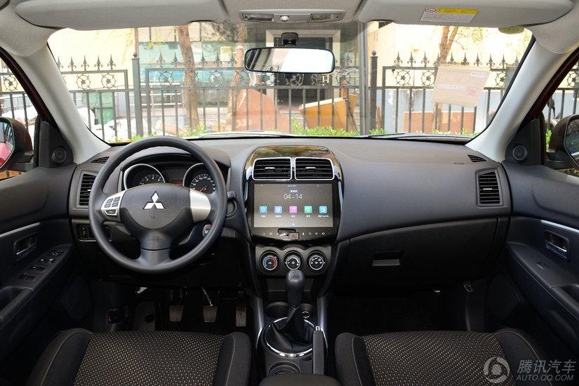 新劲炫ASX 2016款 1.6L MT两驱先锋版