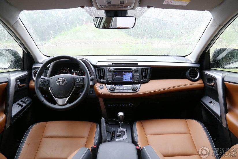 一汽丰田RAV4 2016款 荣放 2.5L AT四驱尊贵版