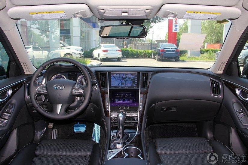 英菲尼迪Q50L 2016款 2.0T 豪华运动版