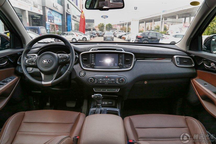 索兰托L 2015款 2.0T GDI 汽油4WD精英版7座(国IV)