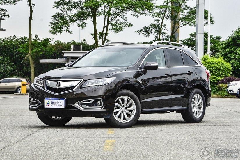 [腾讯行情]广州 讴歌RDX现金降2.44万元