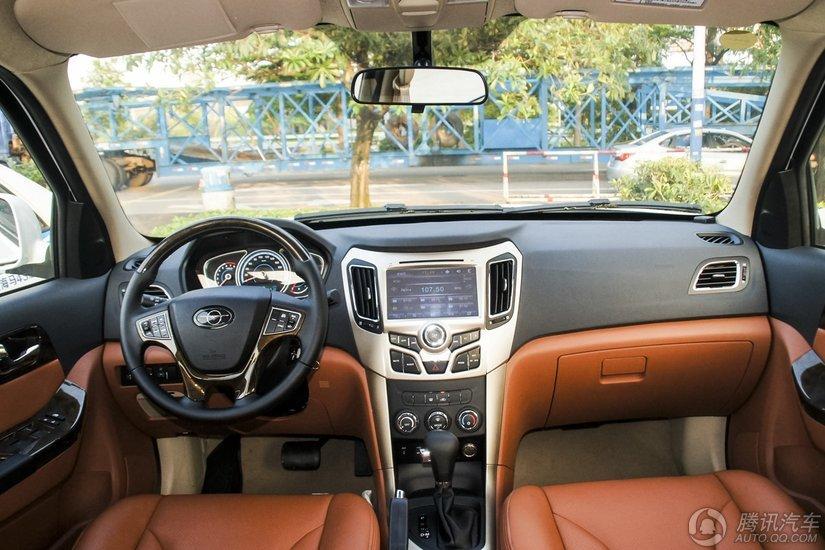 海马S7 2015款 2.0L AT 纵驰型