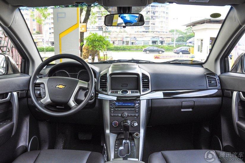 科帕奇 2015款 2.4L 两驱城市版(7座)