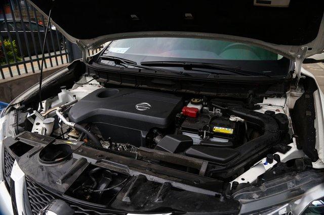 奇骏 2014款 2.5L CVT四驱至尊版