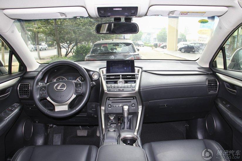 雷克萨斯NX 2016款 200 CVT全驱 锋尚版