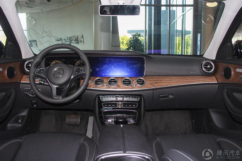 奔驰E级 2016款 E300L 豪华型