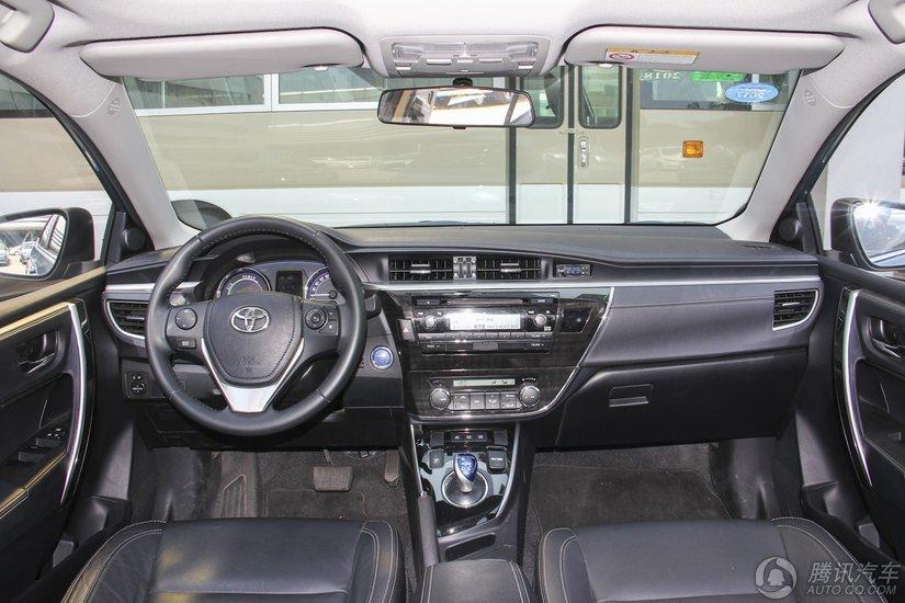 卡罗拉 2016款 双擎 1.8L CVT豪华版