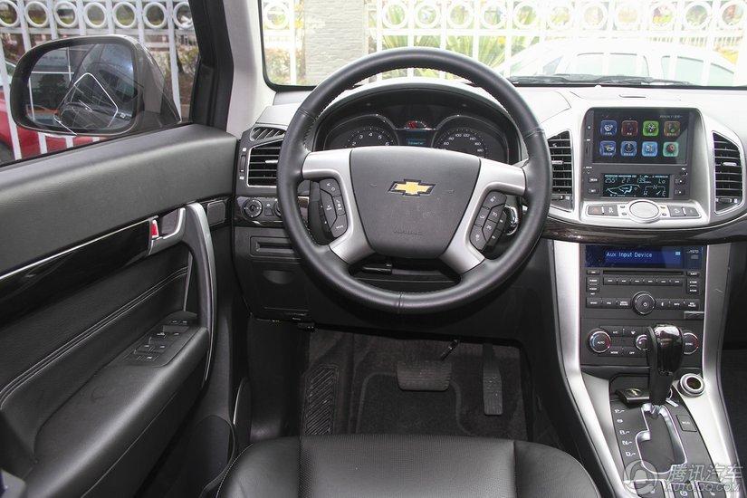 科帕奇 2015款 2.4L 四驱旗舰版(7座)
