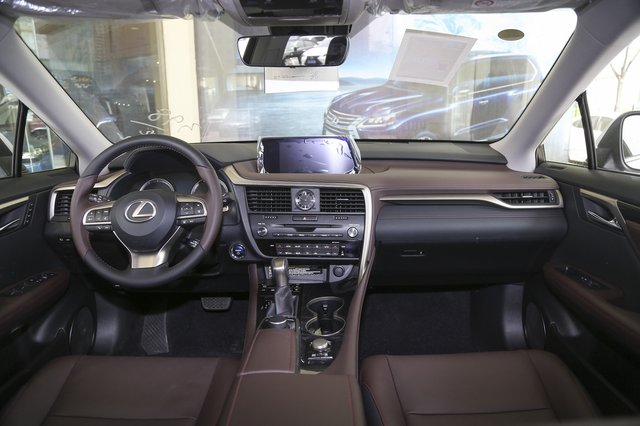 雷克萨斯RX 2016款 450h 四驱豪华版