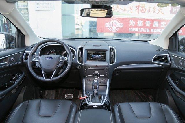 锐界 2015款 2.7T GTDi AT四驱尊锐型