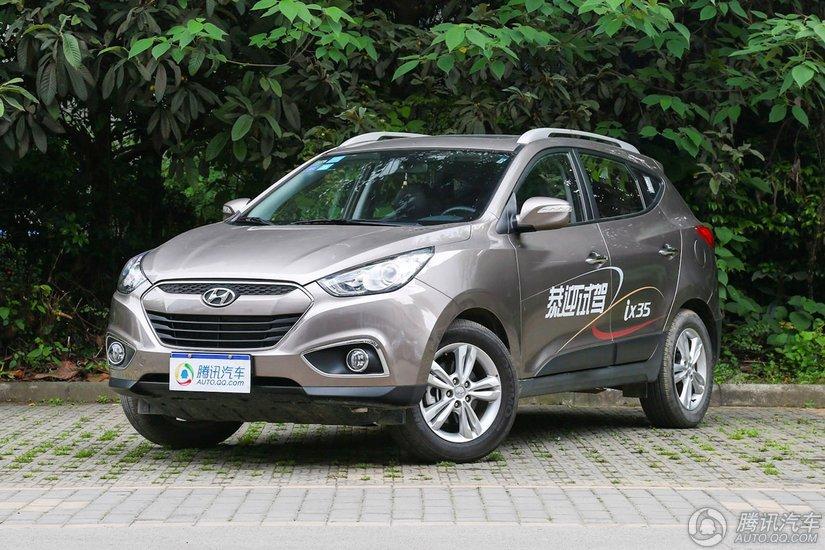 [腾讯行情]桂林 北现ix35促销优惠2.8万元