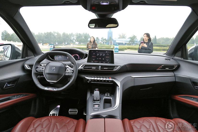 标致4008 2017款 1.8THP 豪华GT版