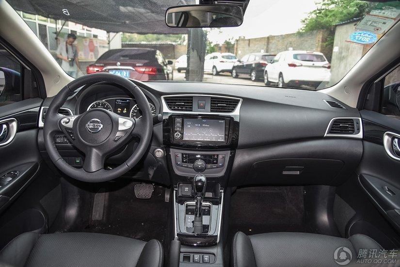 新轩逸 2016款 1.8XV CVT智尊版
