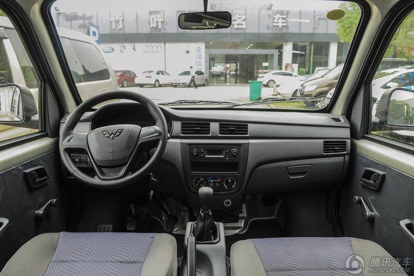 五菱之光 2015款 S 1.2L MT实用型