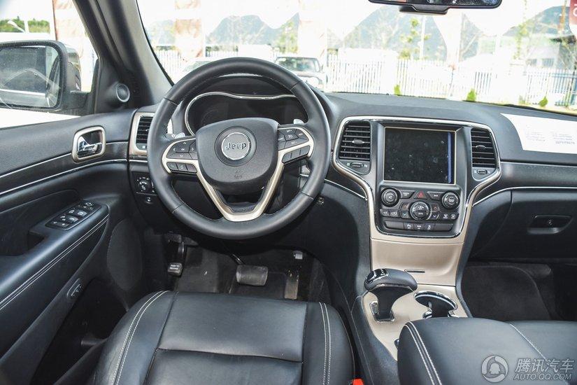 大切诺基 2015款 3.0TD 柴油 舒享导航版