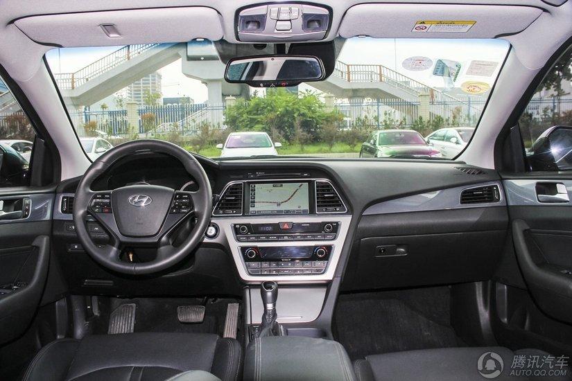 索纳塔九 2015款 2.4L AT TOP旗舰型