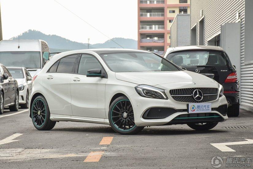 [腾讯行情]沈阳 奔驰A级最高优惠4.6万元